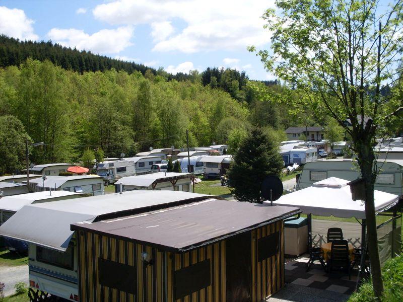 Campingplatz Valmetal - Camping im Sauerland